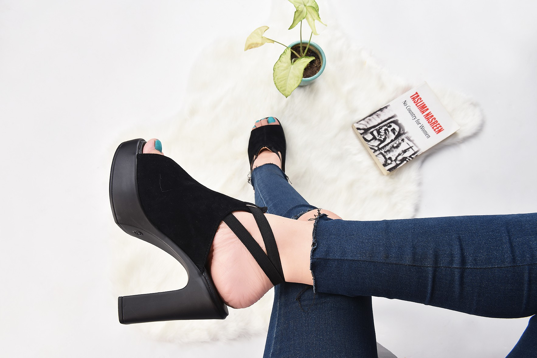 30a2068deebd Purley Perky Wedges - Street Style Store