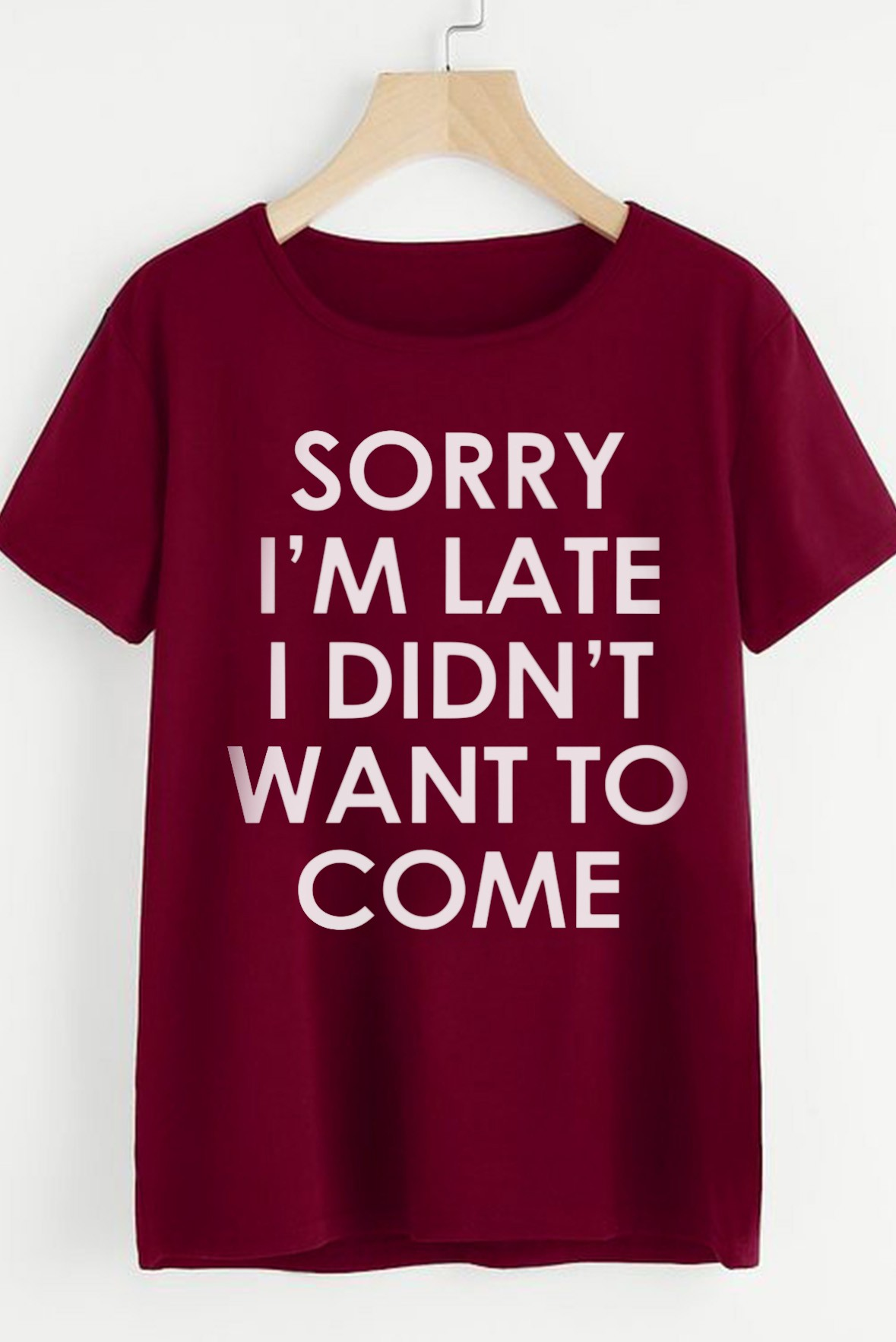 Want to come t-shirt