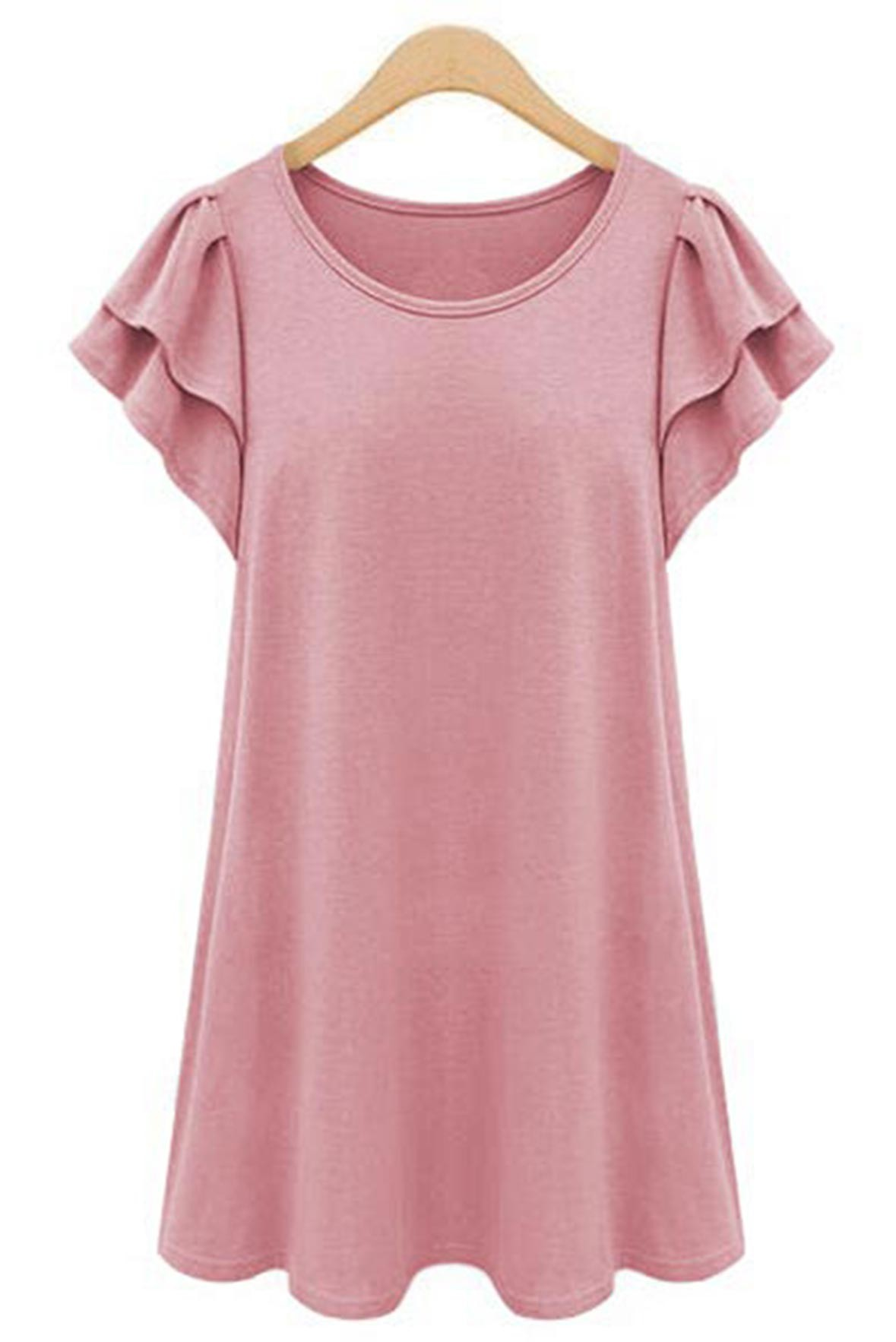 Summer is here dress pink