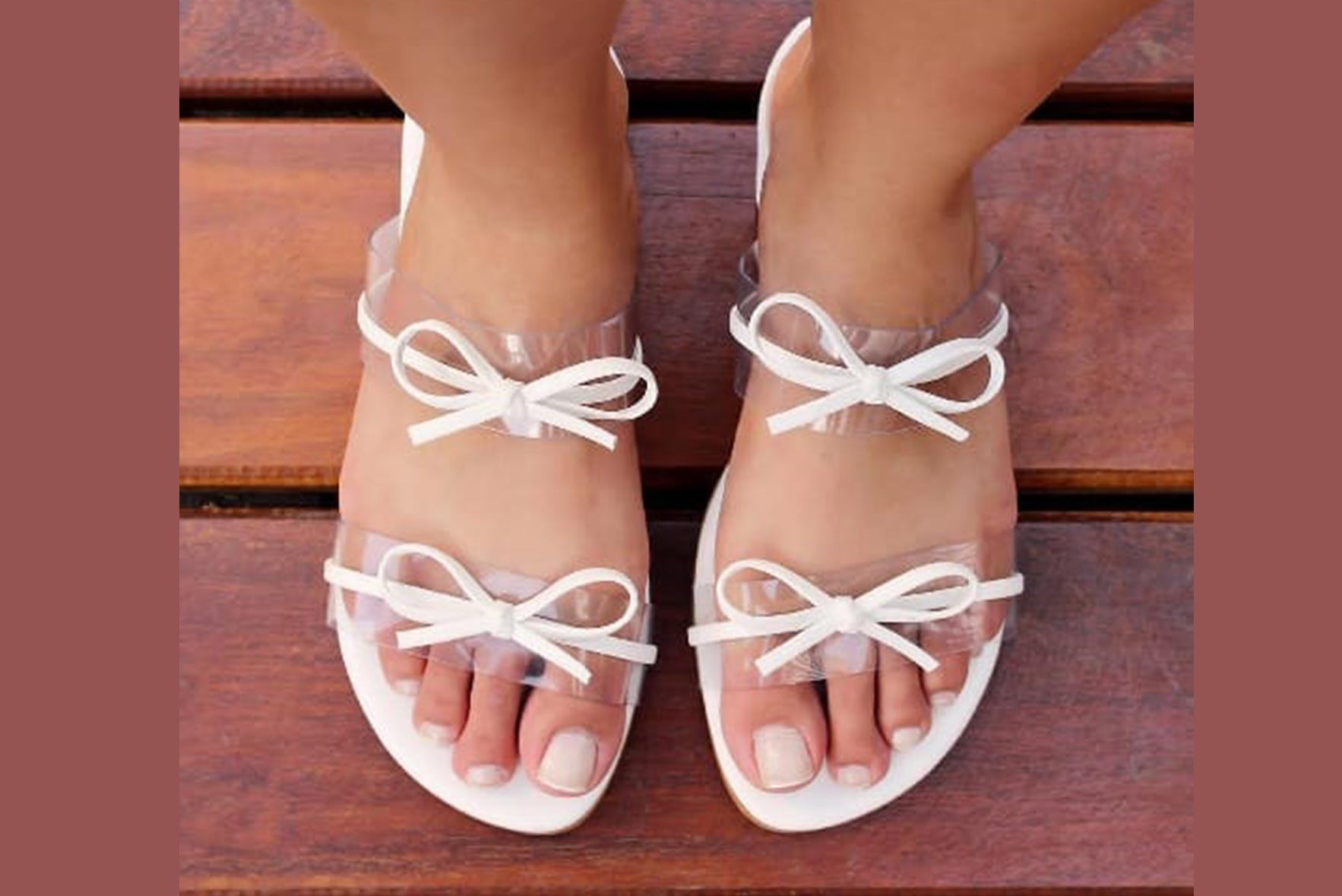 Be a blessing flats white