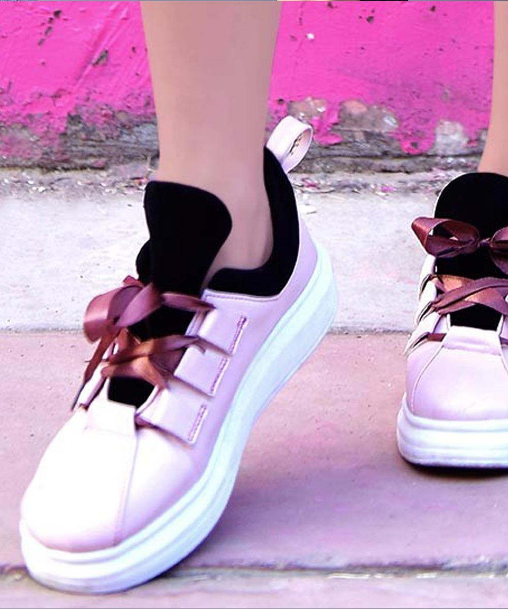 Pink Grace sneakers