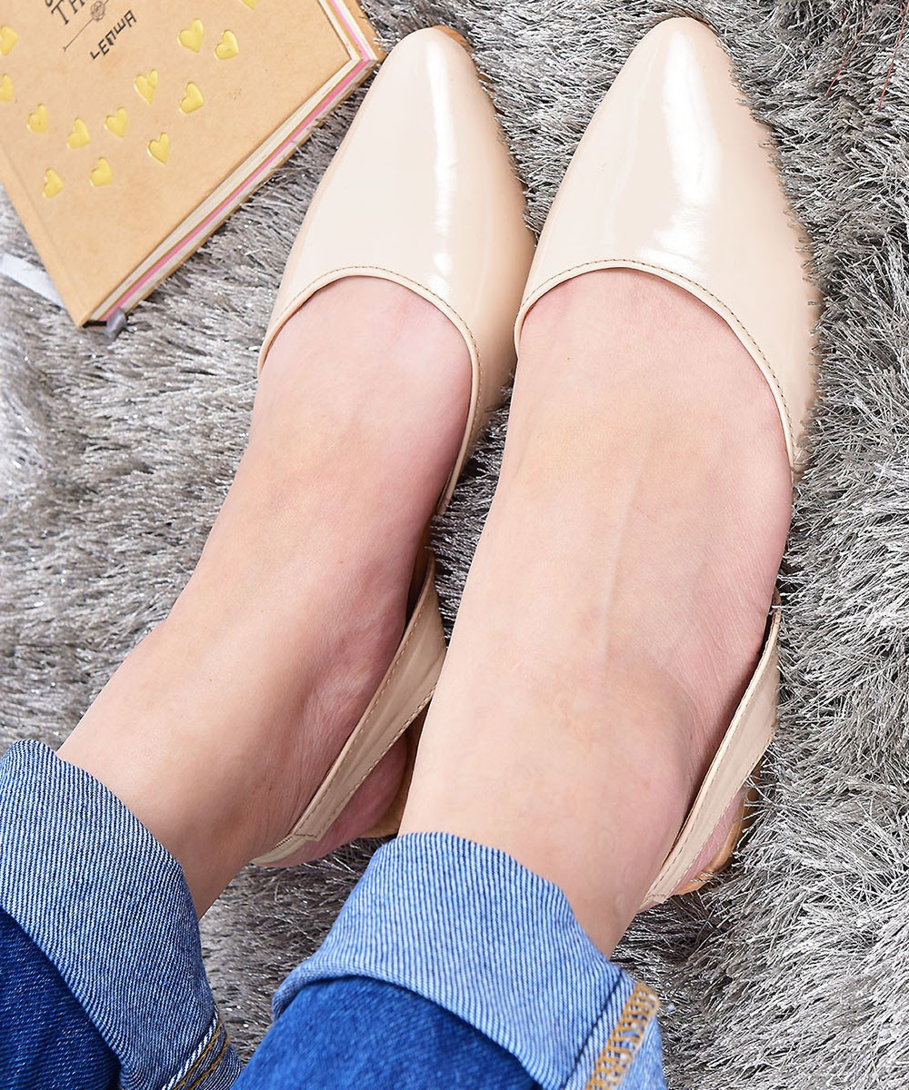 Dare to begin flats