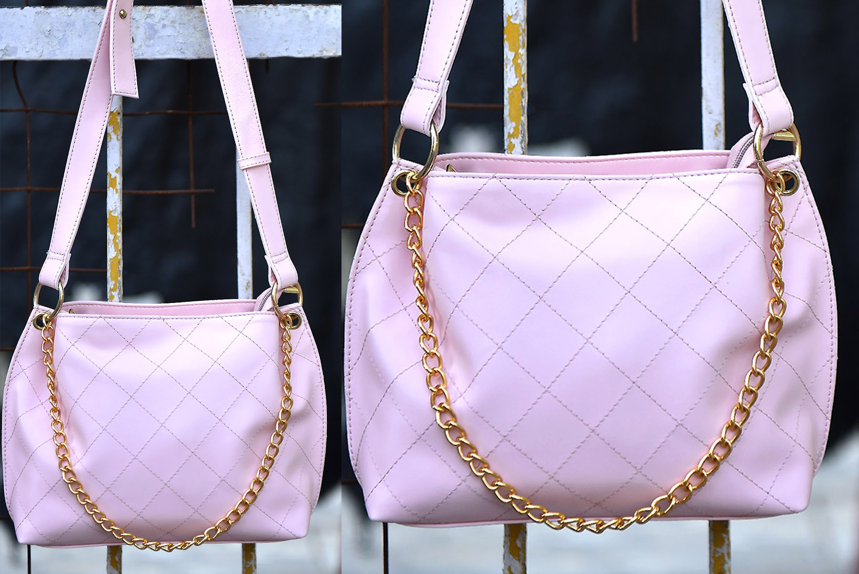 Carried Everywhere Bag Pink