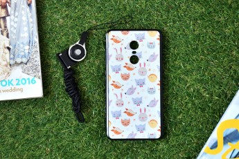 MI Note 4 Animal Case with phone string