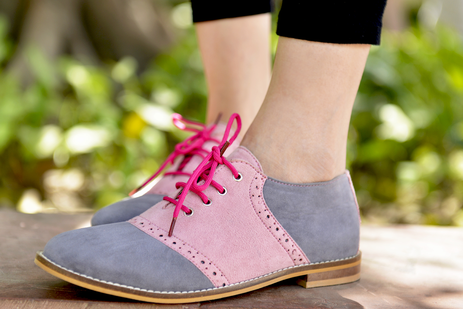 d5928921813a Double tone Shoe - Street Style Store