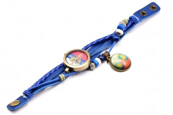 Womens - Charming Round the Clock Watch