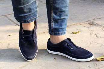 Classic Navy Blue sneakers