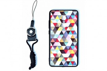 MI Note 4 colorful Case with phone string