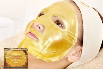 Crystal collagen Gold powder facial mask