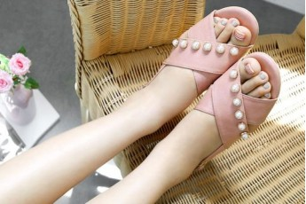 Simply There Flats Pink